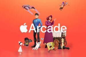 Juegos clásicos de iPhone en la tienda Apple Arcade
