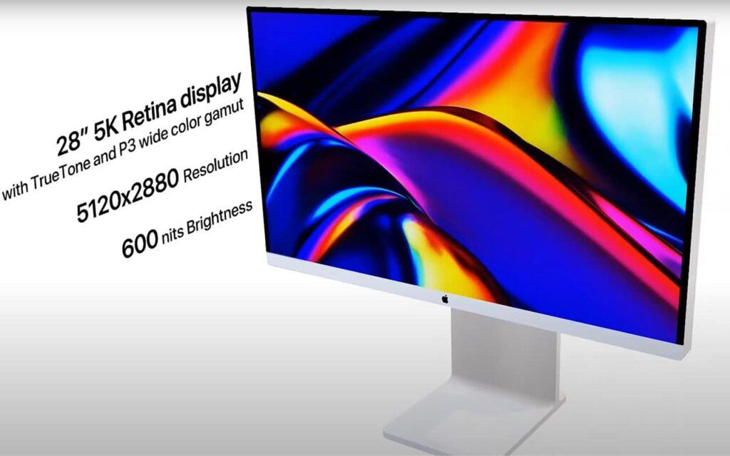Resolución de pantalla para la nueva iMac 2021