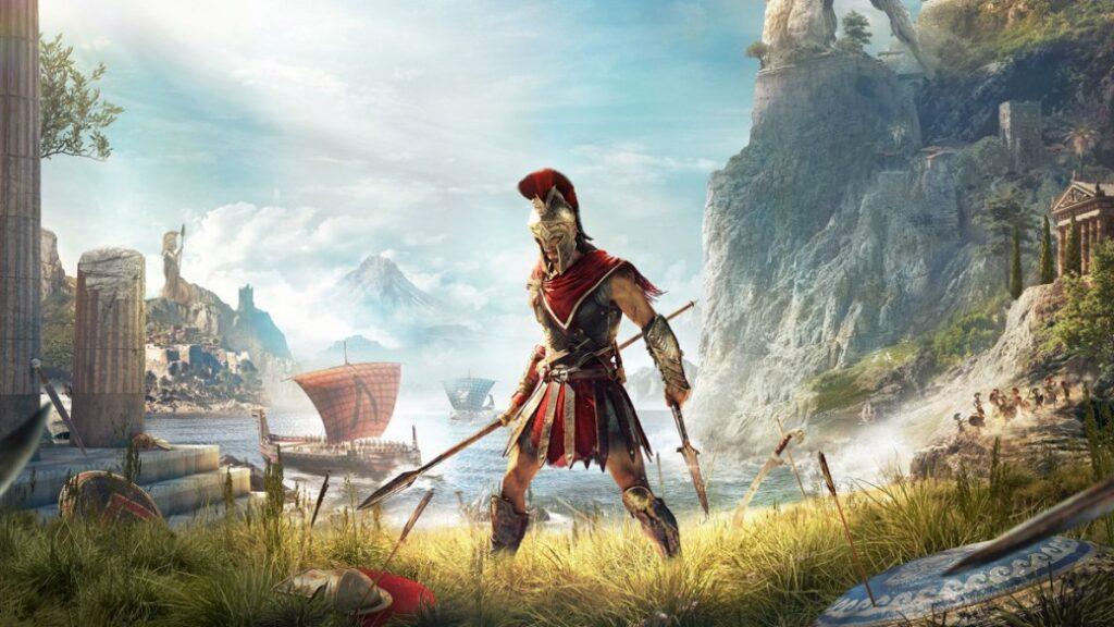 Assassin's Creed Odyssey para playstation 4 PS4