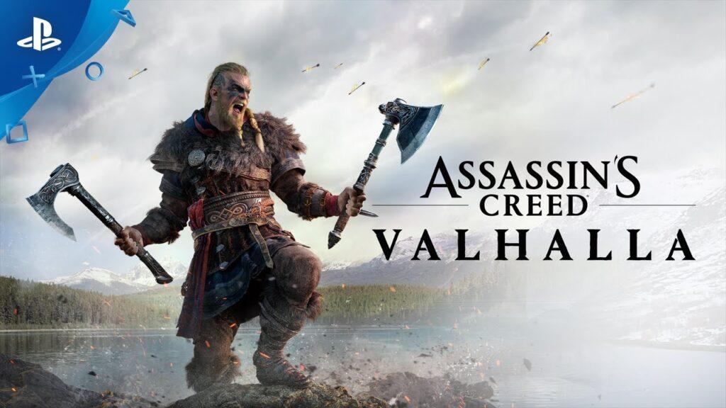 Juego para ps5 Assassin's Creed Valhalla
