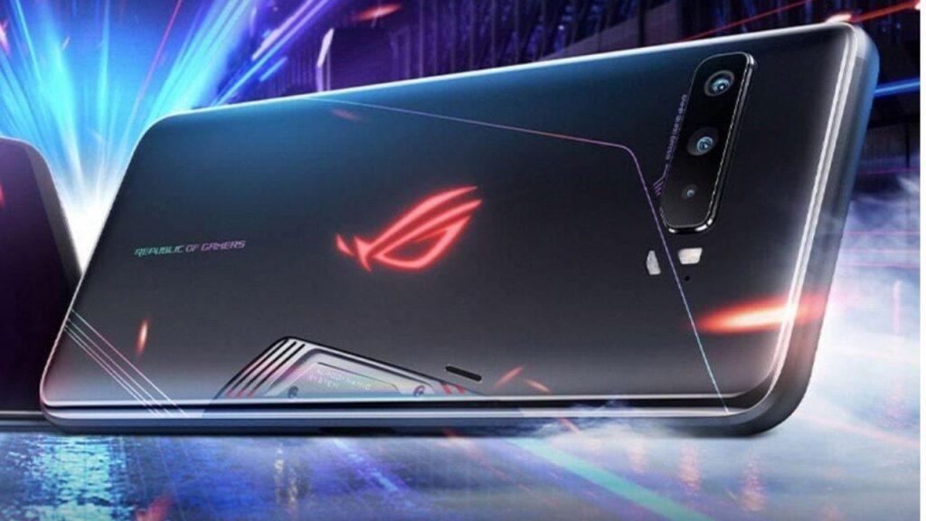 Teléfono ASUS Rog 5 un dispositivo creado especialmente para jugar videojuegos