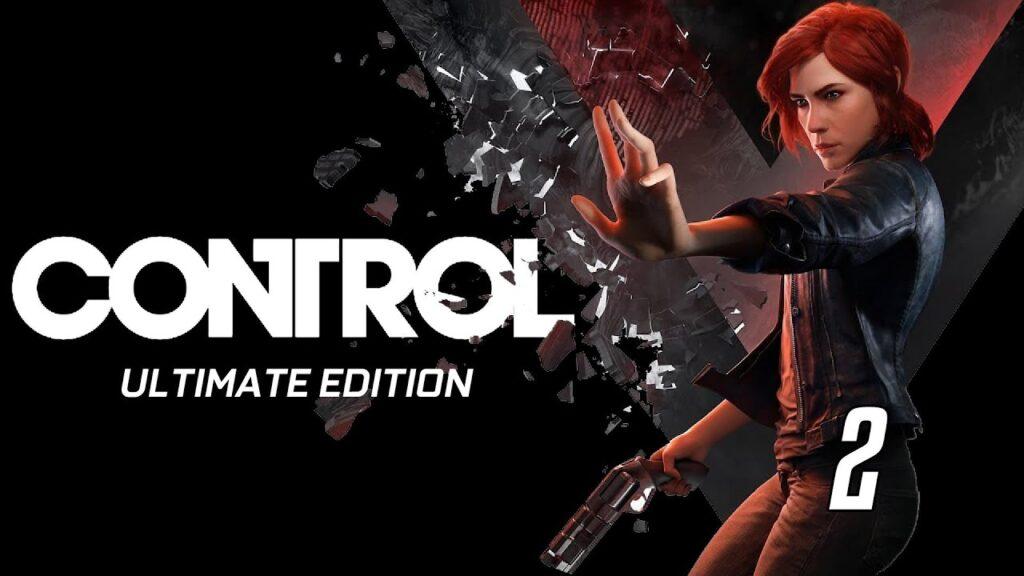 Juego para PS5 Control Ultimate Edition