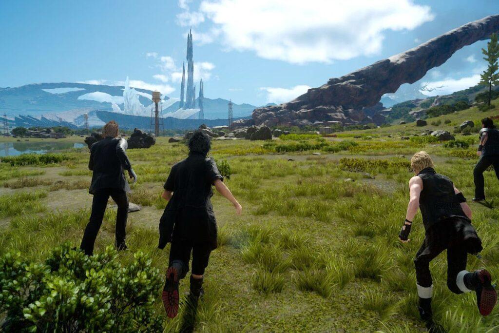 Juegazo para playstation 4 Final Fantasy XV
