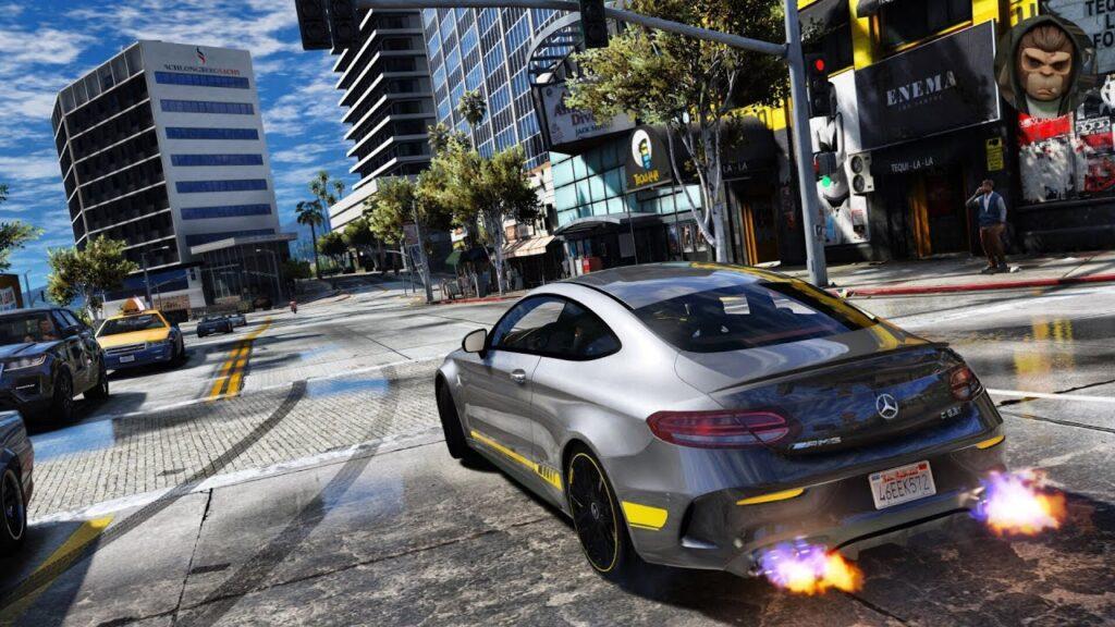 Posible escenario del juego GTA 6