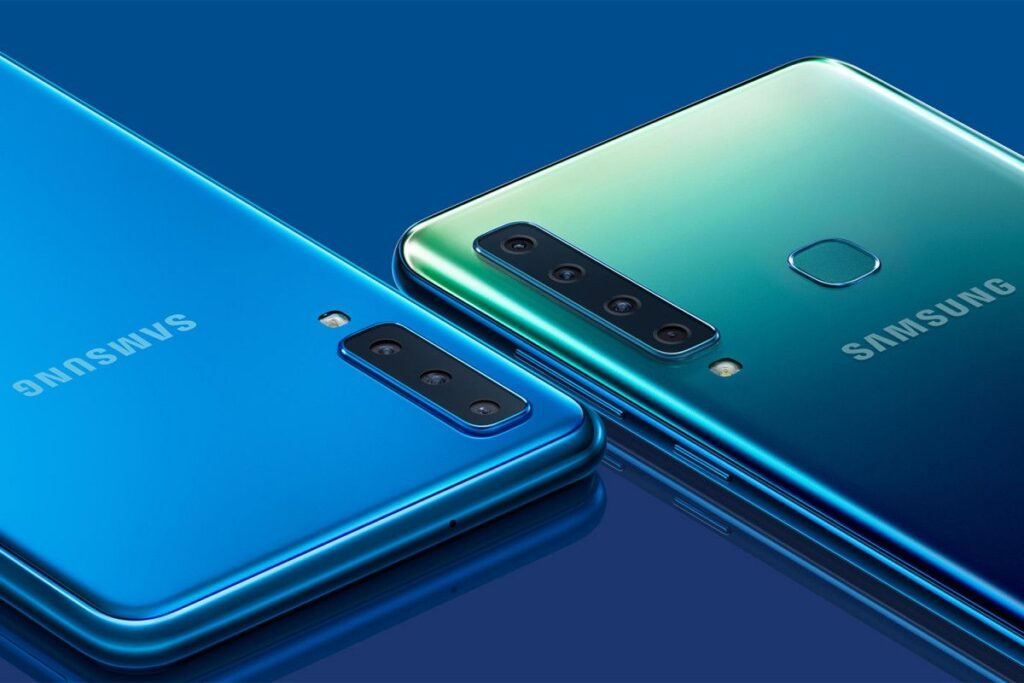 Samsung Galaxy A10, un teléfono barato por menos de 100 uros