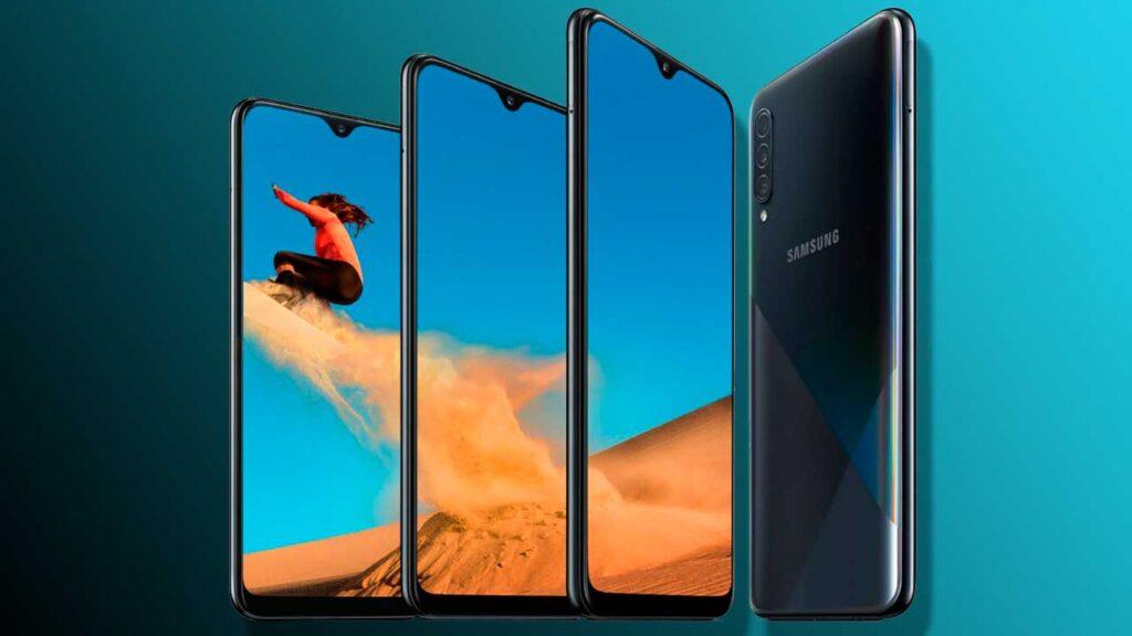 Un teléfono celular por menos de 200 euros Galaxy A30s