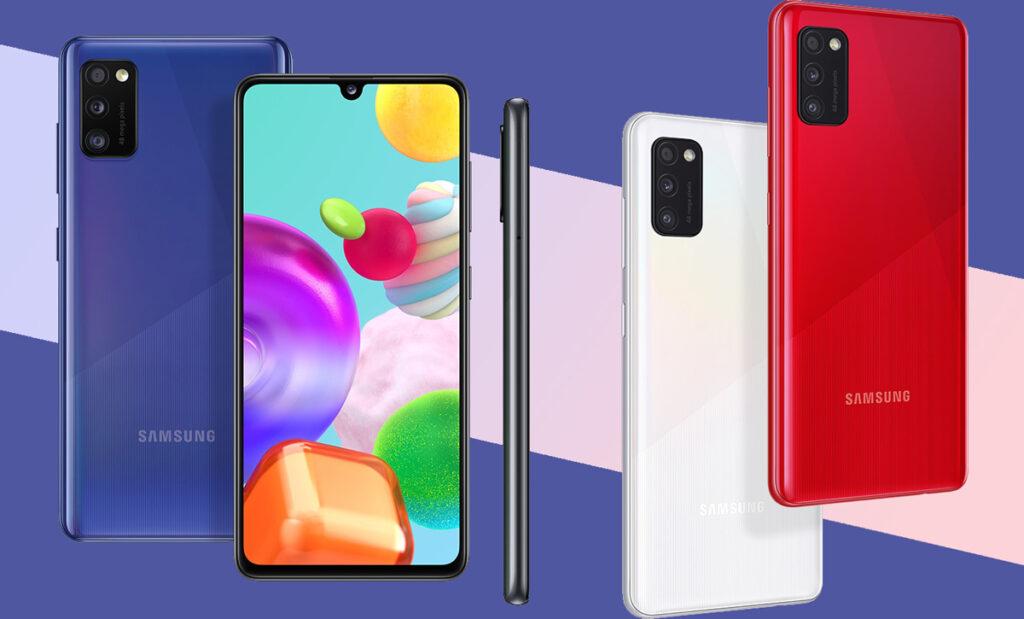 El móvil Galaxy A41 muy buscado por su bajo precio