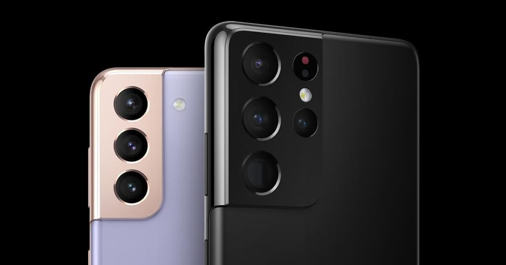 Galaxy S21 Ultra teléfono más vendido del 2021