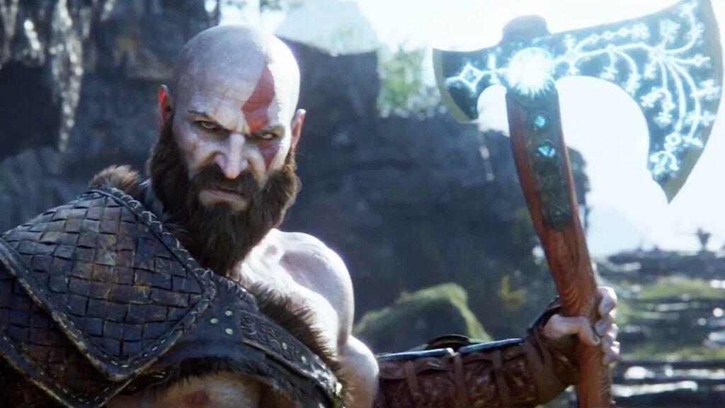 God of War juego para PS5