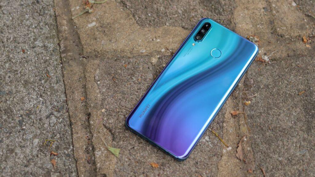 Huawei P30 Lite New Edition smartphone de gama media