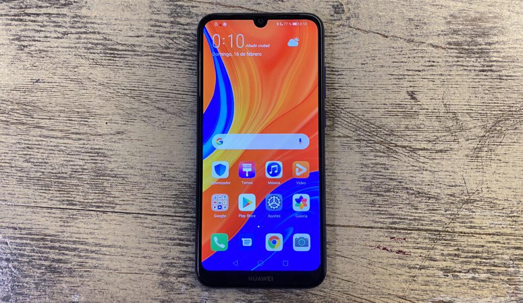 Huawei Y6s teléfono de Gama Media y económico