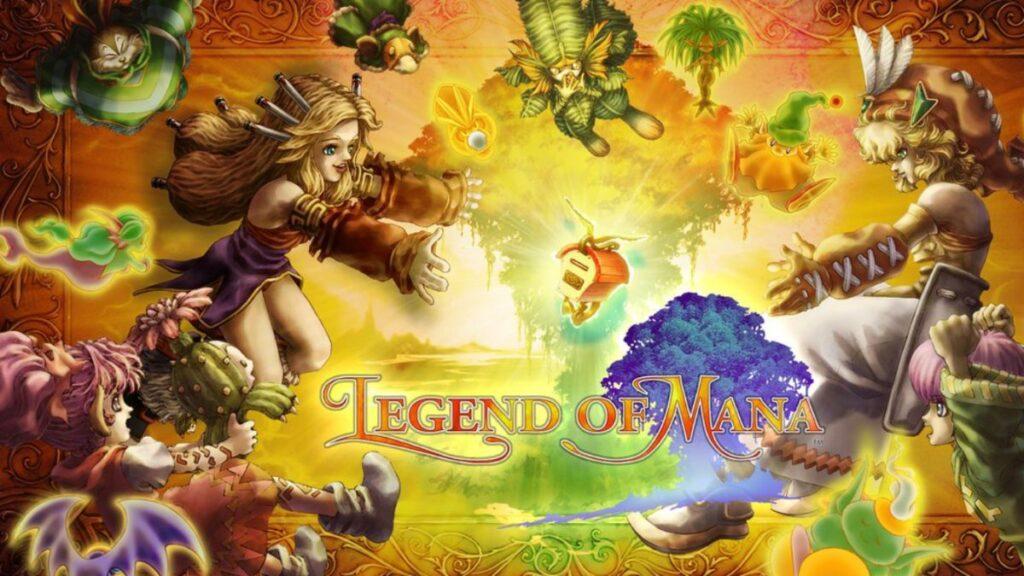 Próximo lanzamiento de Legend of Mana para Nintendo Switch