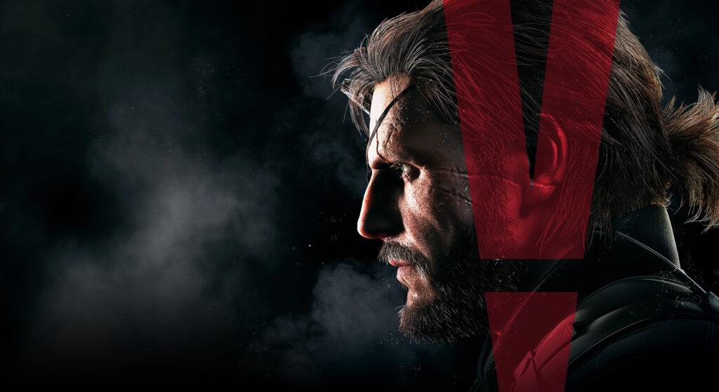 Juego para Playstation 4 Metal Gear Solid V: The Phantom Pain