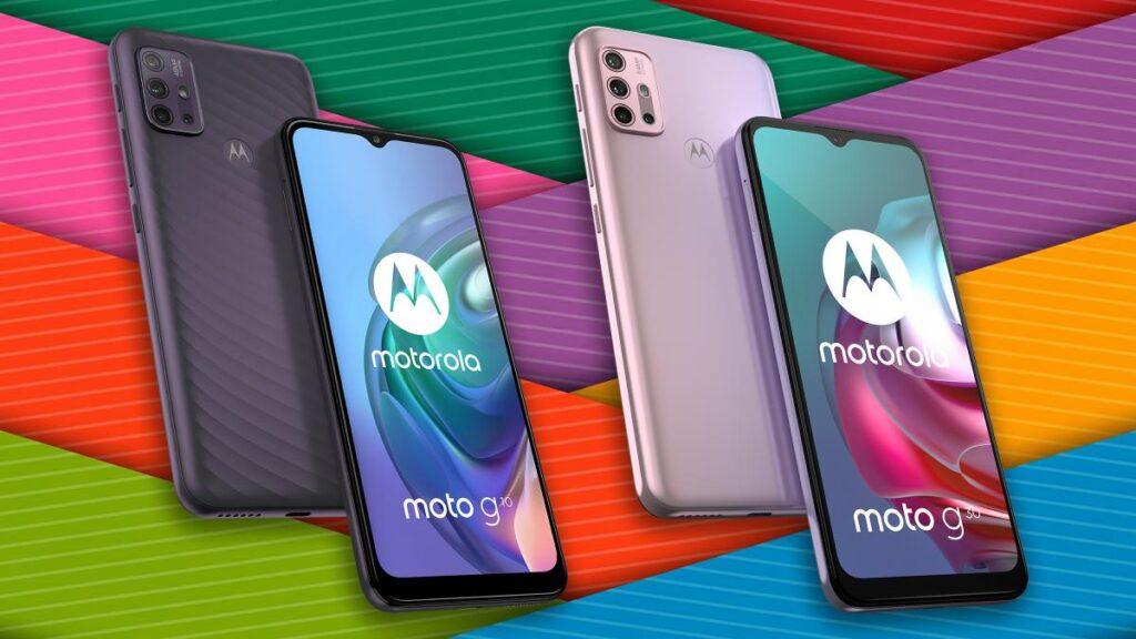 El Motorola G10 es un smartphone de gama media baja barato de alto rendimiento