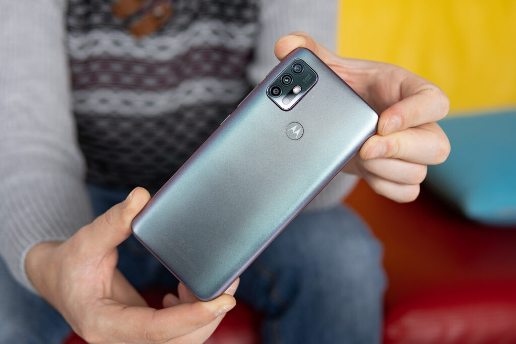 Análisis del Motorola G30