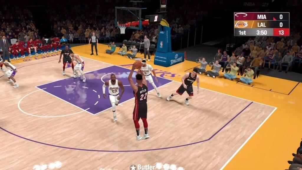 NBA 2K21 Arcade Edition