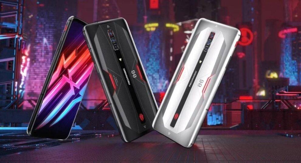 Potente teléfono móvil para juegos Nubia Red Magic 6 conociendo todas sus características
