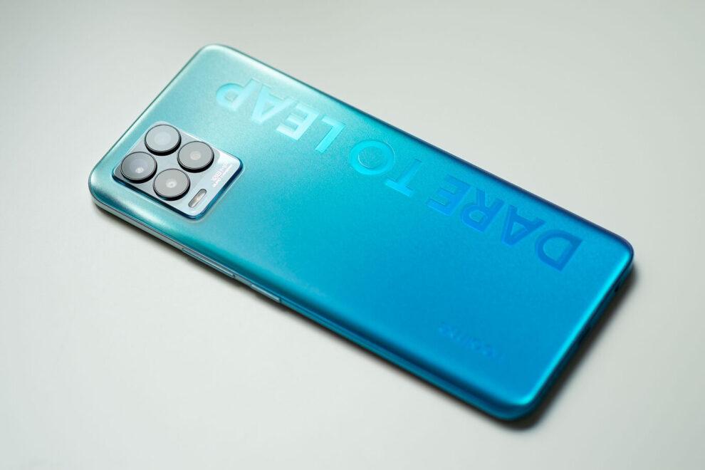 Realme 8 Pro teléfono de gama media de alto rendimiento