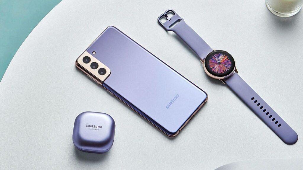 Teléfono celular de gama alta Samsung Galaxy S21