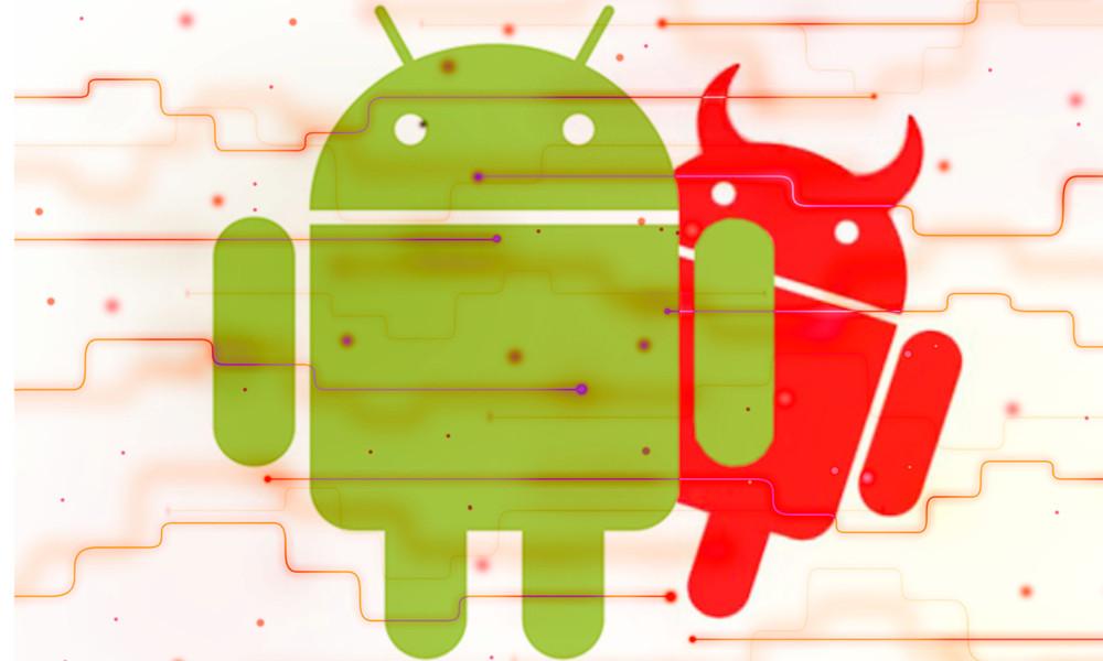 Un software peligroso que usa el logo de Android y se hace pasar por el propio sistema operativo