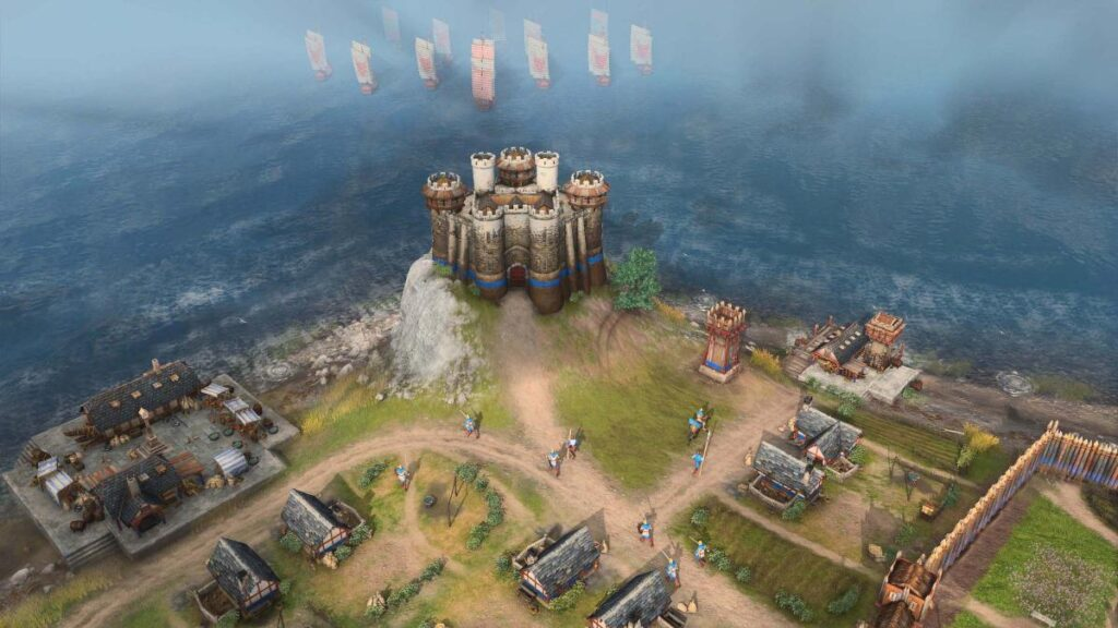 Microsoft revela avance del juego Age of Empires 4
