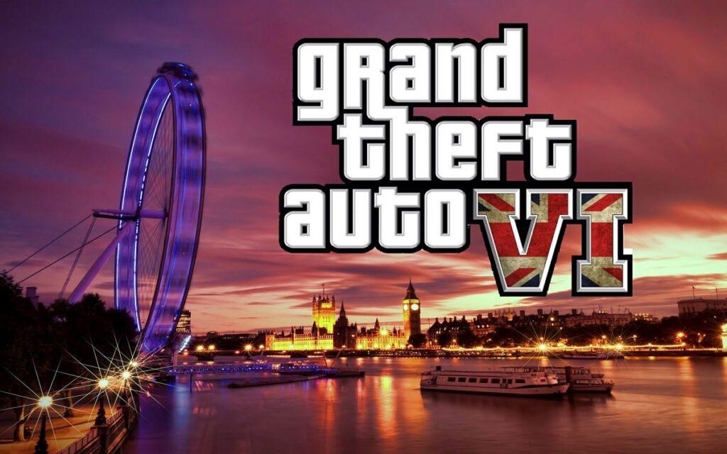 Banner Grand theft auto 6
