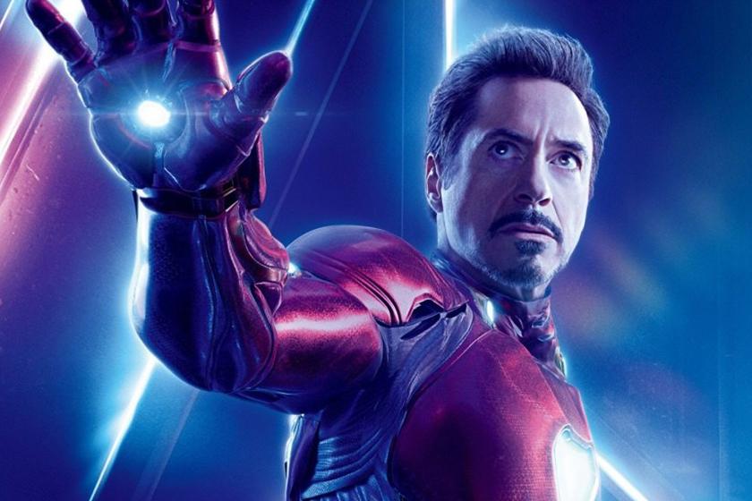 Película de Iron Man