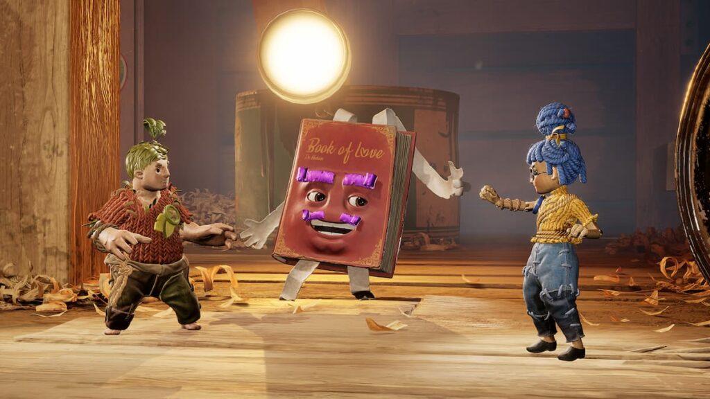 It Takes Two destacado como uno de los mejores juegos para PS5