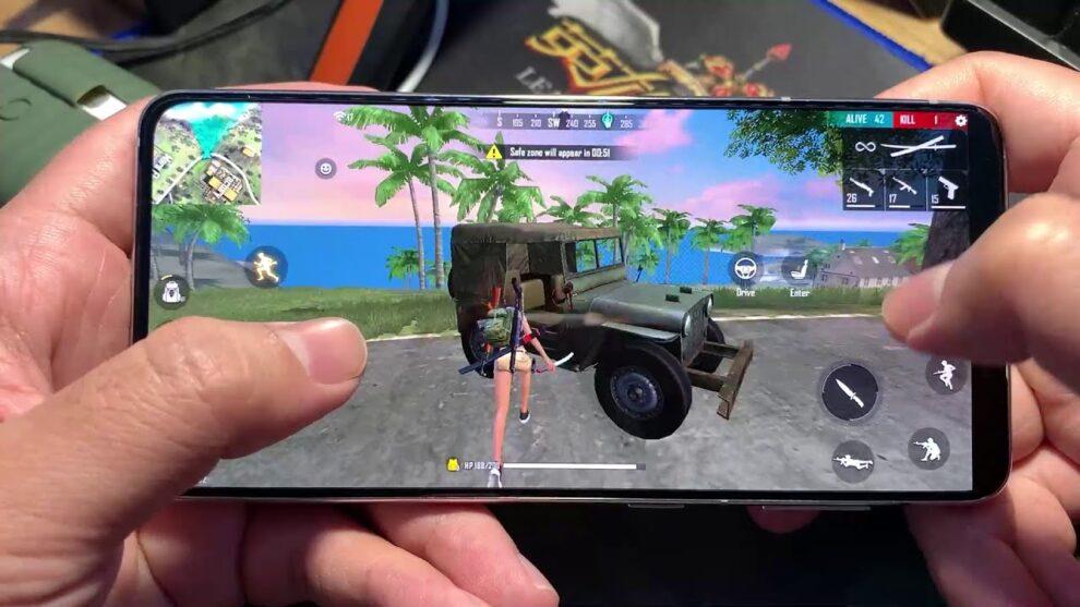 Los mejores smartphones para jugar