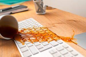 Teclado de Apple resistente al agua
