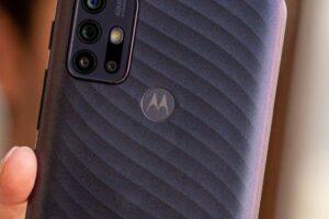 Nuevo smartphone Moto g60 y Moto g60