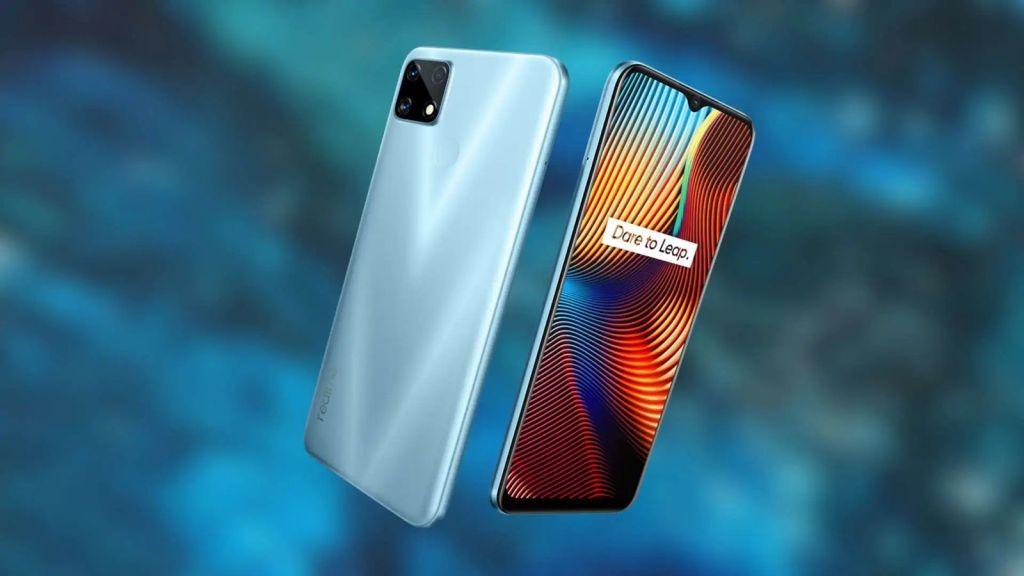 Samartphone Android económico para este 2021 Realme 7i
