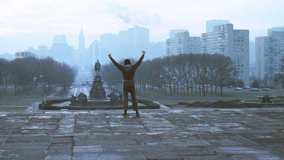 Rocky Balboa llevado a una serie