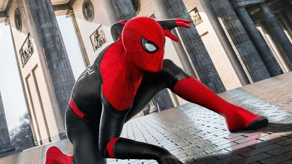 Spider Man disponible en Netflix para el 2022