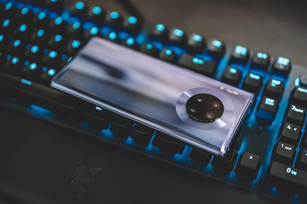 Teléfono móvil celular con tecnología 5g