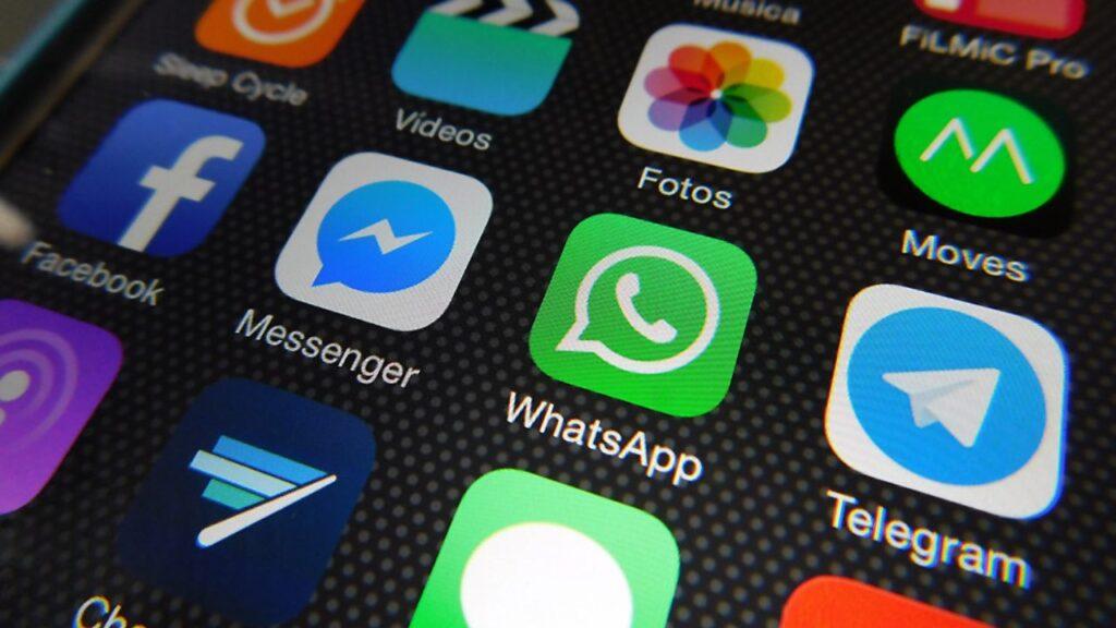 Aplicación de whatsapp