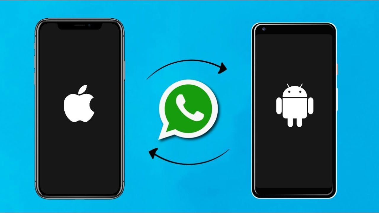 Cómo transferir datos de chat, historial de conversaciones y contactos desde Android hacia iPhone