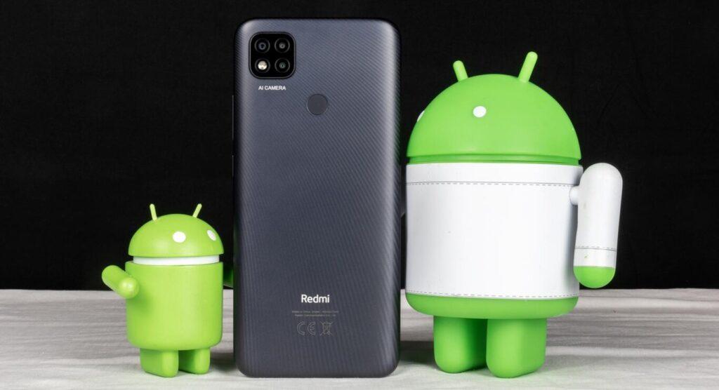Xiaomi Redmi 9C teléfono barato Android