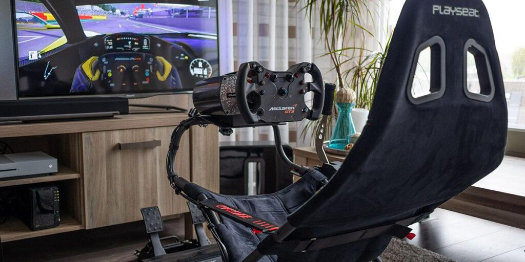 Fanatec CSL Elite un volante para juegos ideal
