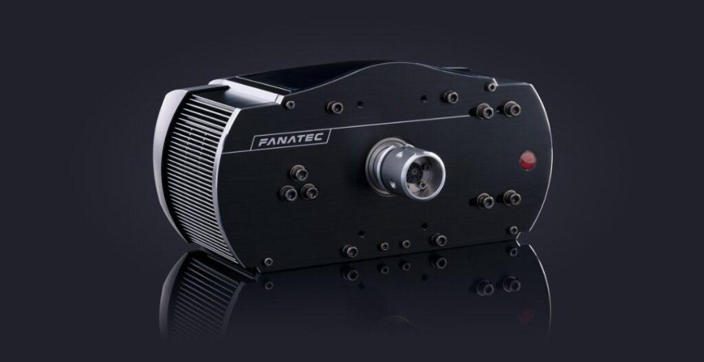 Fanatec ClubSport Wheel Base V2.5 el mejor volante para juegos