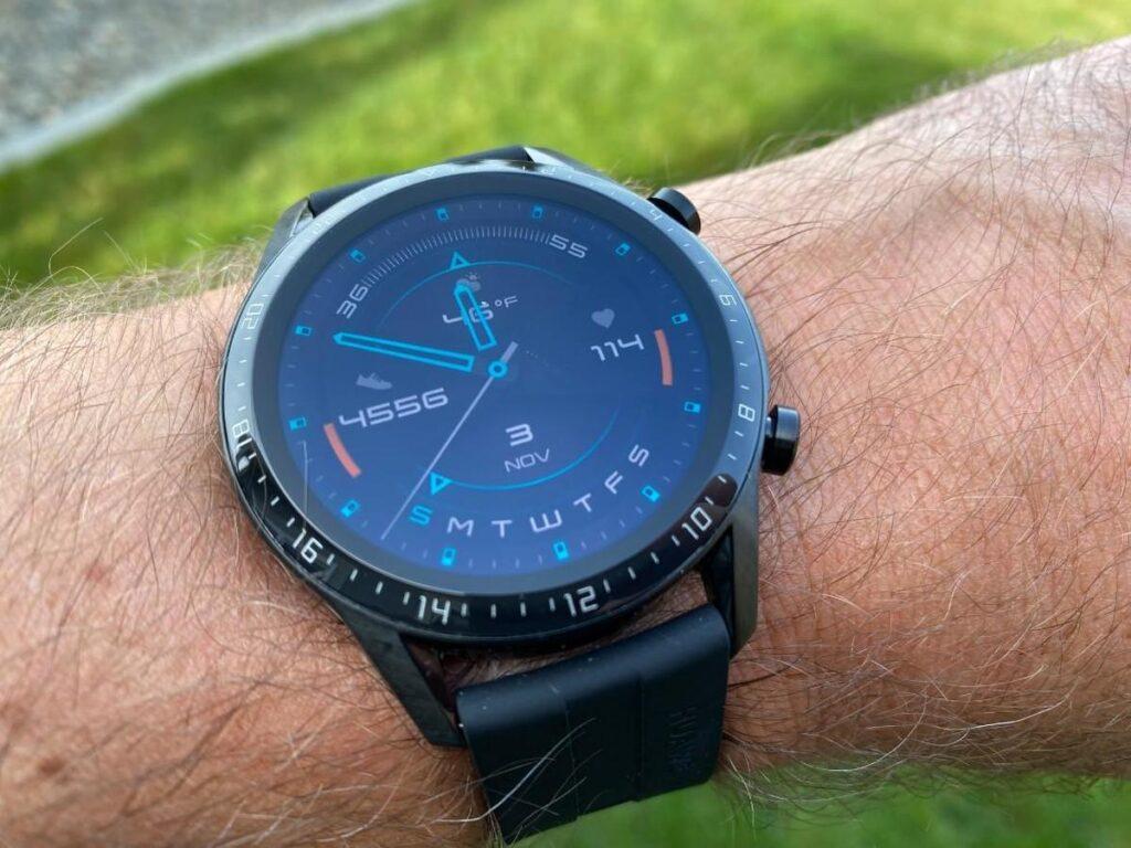 HUAWEI Watch GT 2 en el brazo