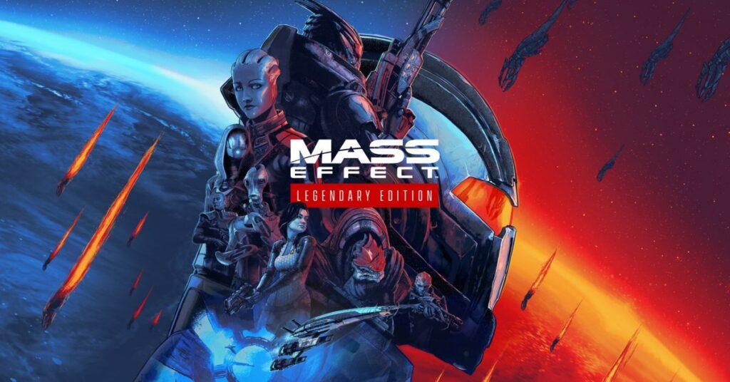 Un juego que muchos amantes de la saga esperan Mass Effect: Edición legendaria