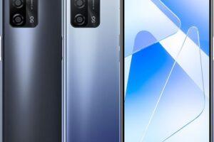 Un teléfono económico con tecnología 5g Oppo A53s 5G
