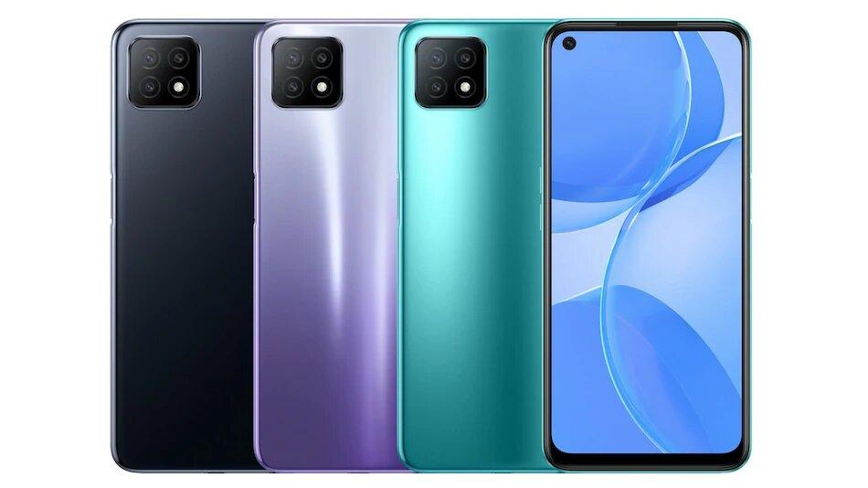 Smartphone esconómico Oppo A53s 5G