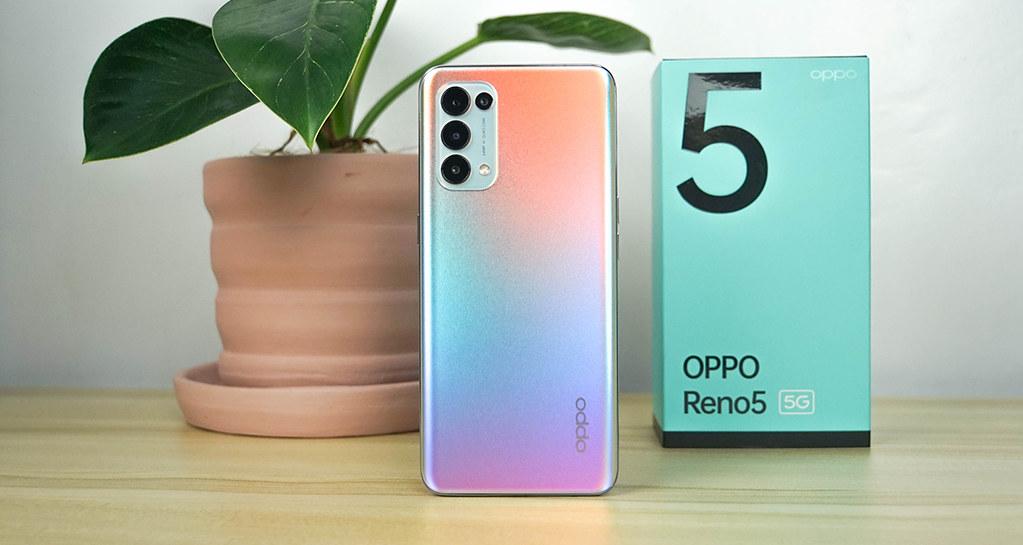 Oppo Reno 5 5G un teléfono prometedor