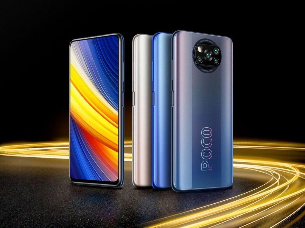 Teléfono económico de Xiaomi Poco X 3 Pro