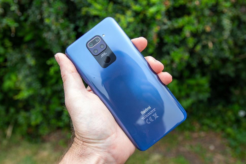 Redmi Note 9 teléfono barato de Xiaomi por menos de 150 dólares, es uno de los móviles baratos más recomendados