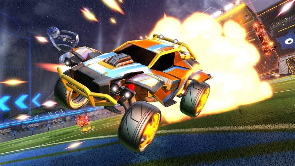 Rocket League (Free-To-Play) gratis para Xbox One