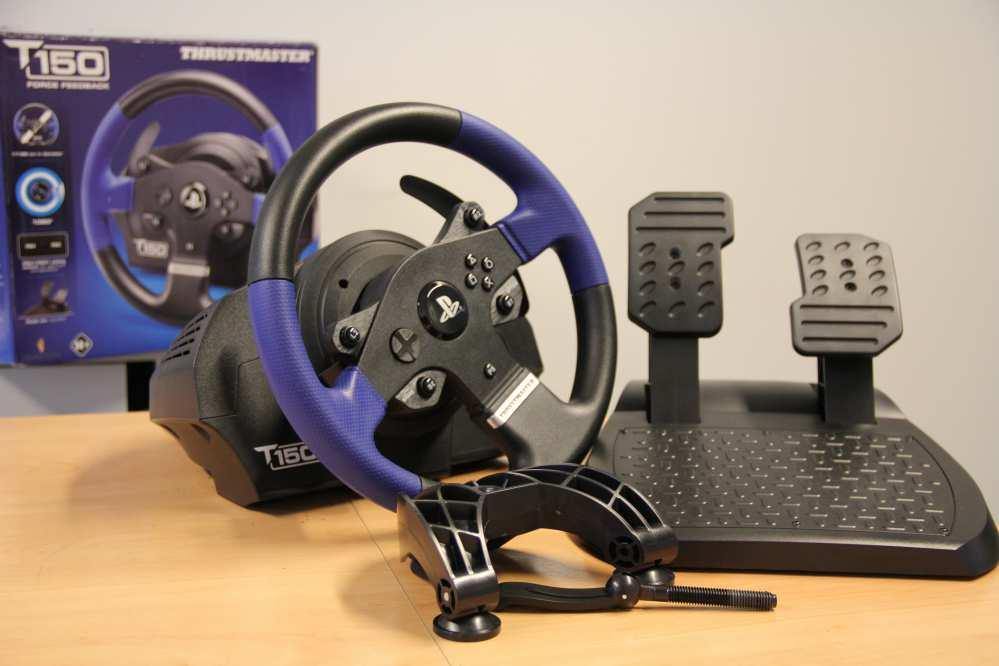 Thrustmaster T150 un volante para juegos de gama media