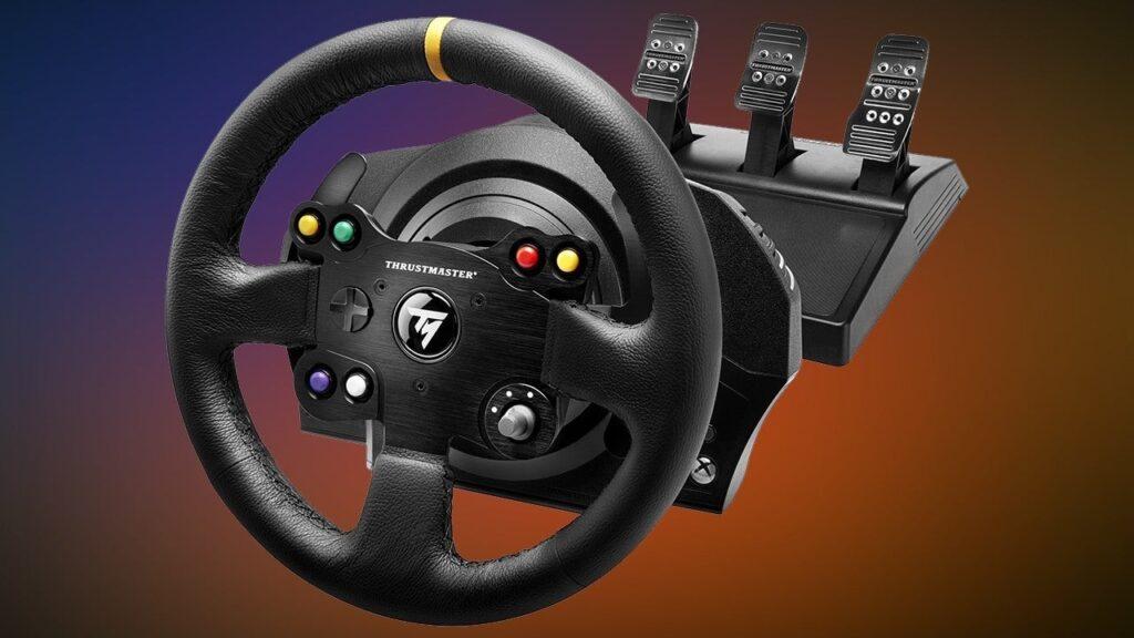 Thrustmaster T300 RS / TX robusto volante para juegos